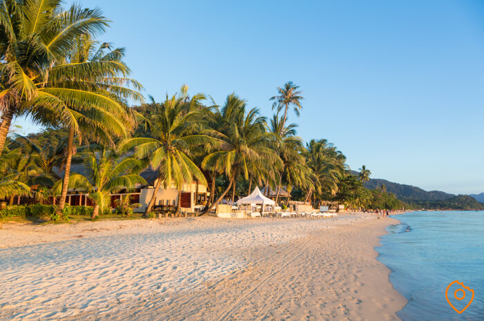 Koh Chang Place to visit in Thailand