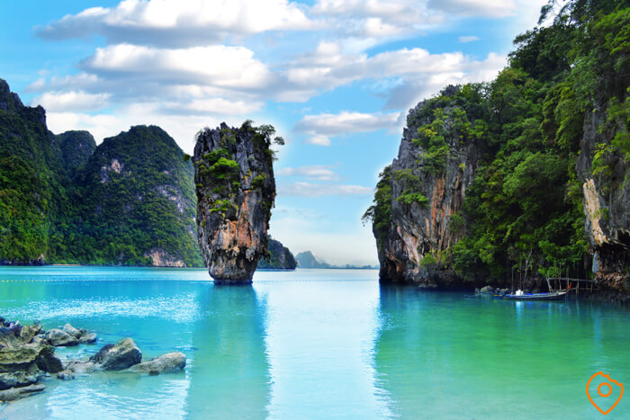Koh Phi Phi - Places to visit in Thailand