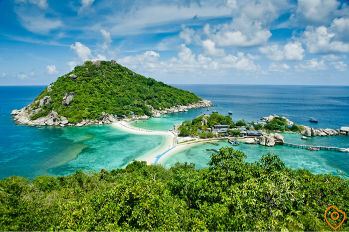 Koh Tao - Places to visit in Thailand