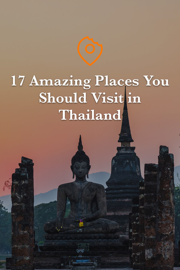 places you must visit in Thailand 2020