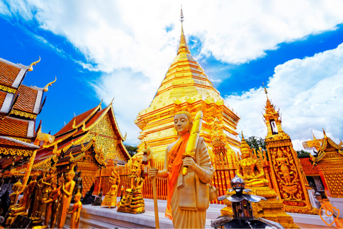 Chiang Mai - Place to visit in Thailand