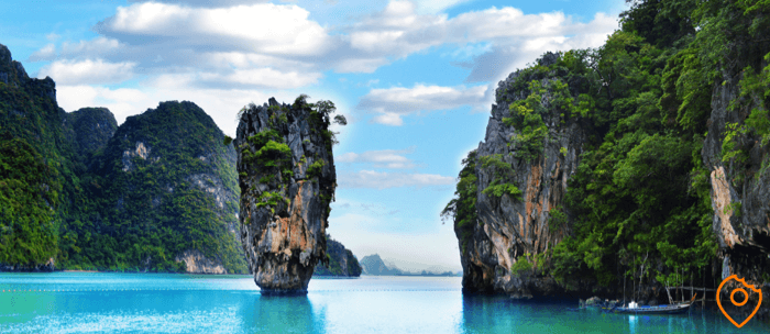 thailand itinerary islands