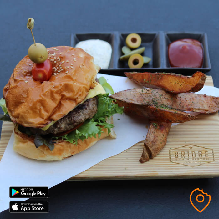 bridge bar bistro burger