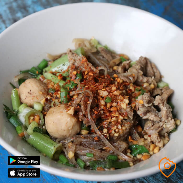 Kuay Teow near Victory Monument