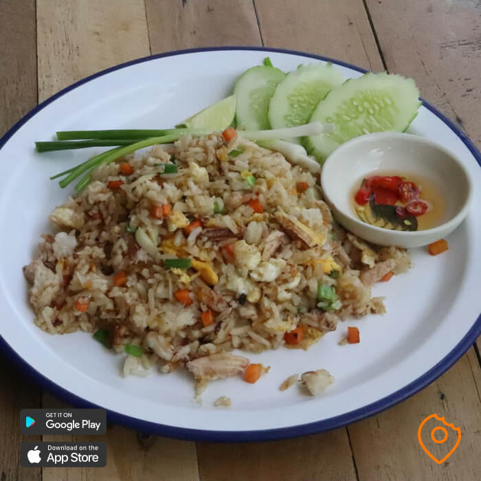 crab fried rice for beginners