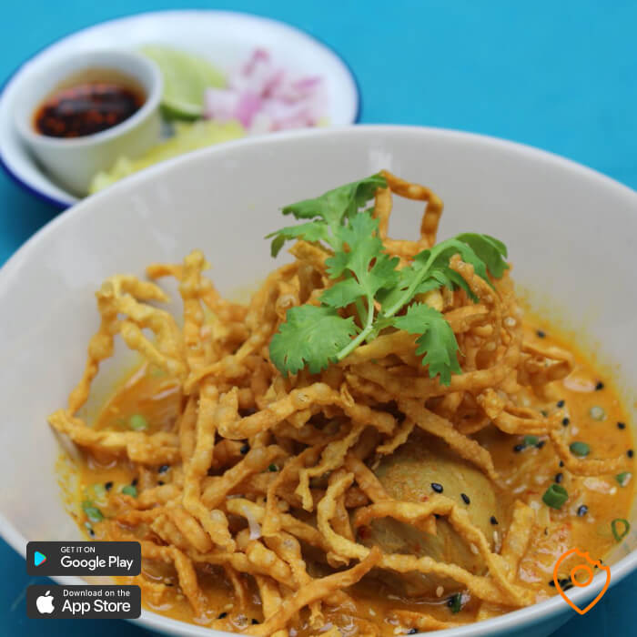 khao soi for beginners