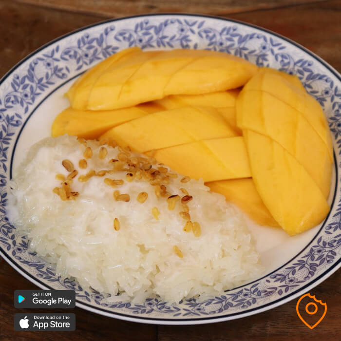 mango sticky rice thai food for beginners