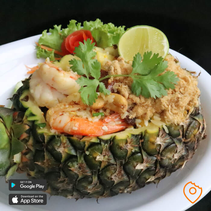 pineapple fried rice for beginners