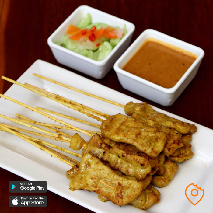 satay for beginners