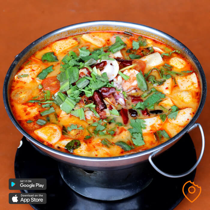 tom yum thai food for beginners