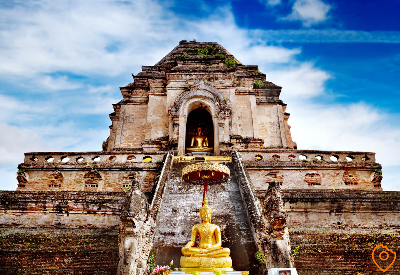 Thailand Itinerary For Kids - Chiang Mai Temple