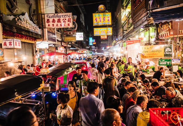 Thailand Itinerary For Kids - Chinatown
