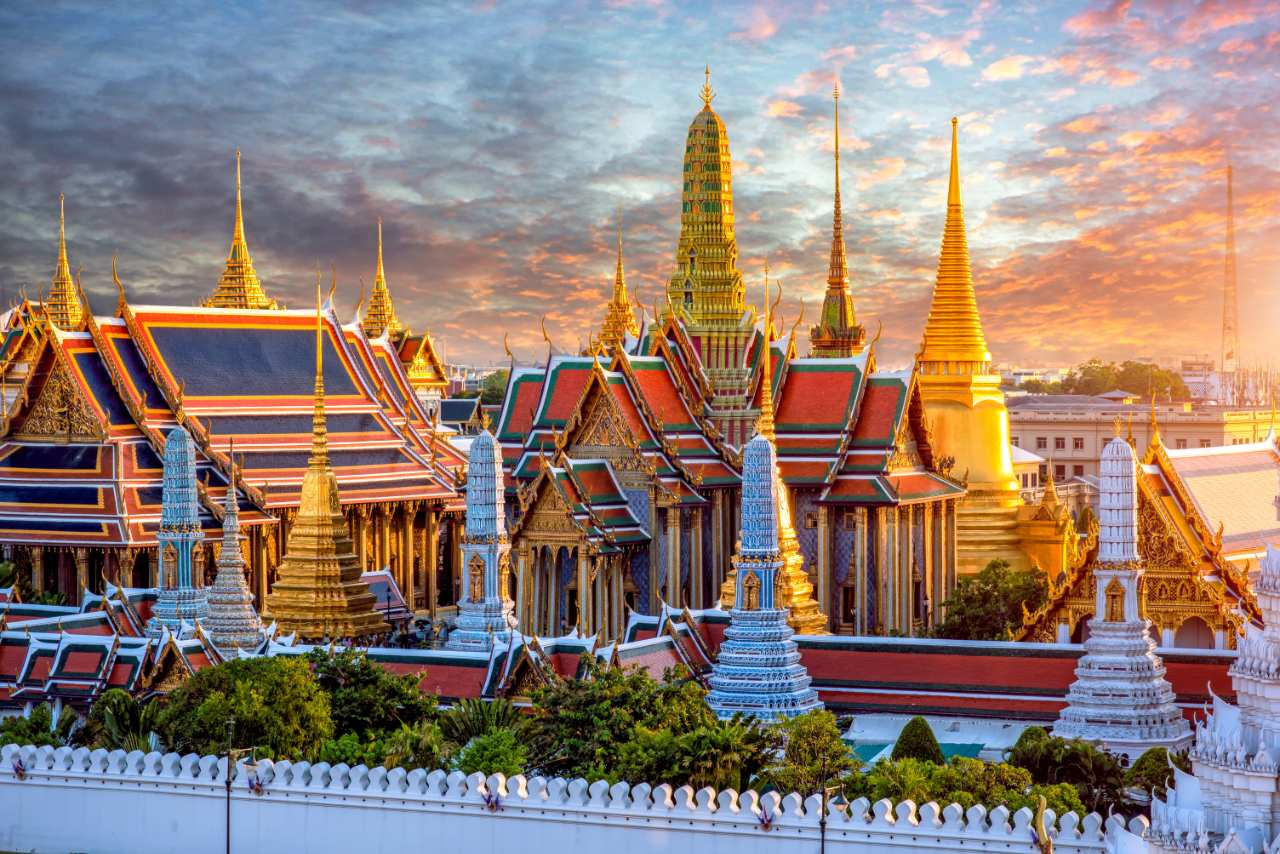Thailand Itinerary For Kids - Grand Palace