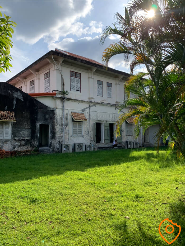 Thailand Itinerary For Kids - Phuket Old Town House