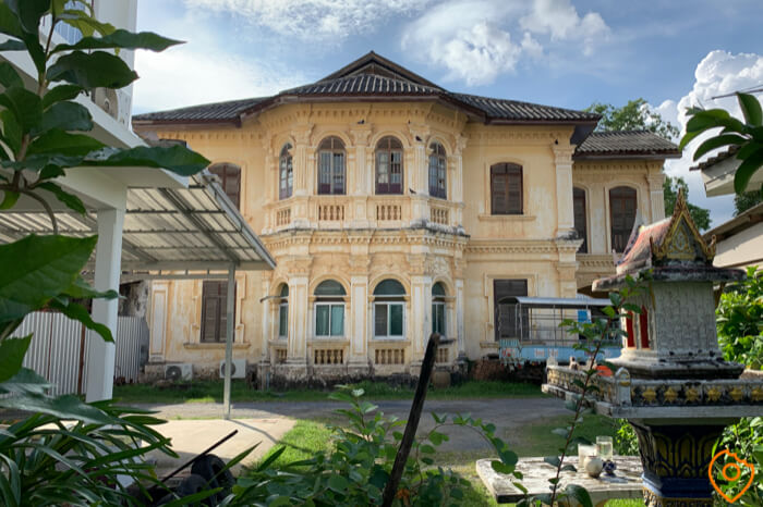 Thailand Itinerary For Kids - Phuket Old Town Mansion