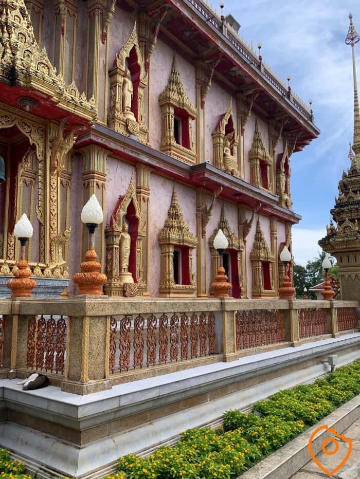 Thailand Itinerary For Kids - Phuket Temple