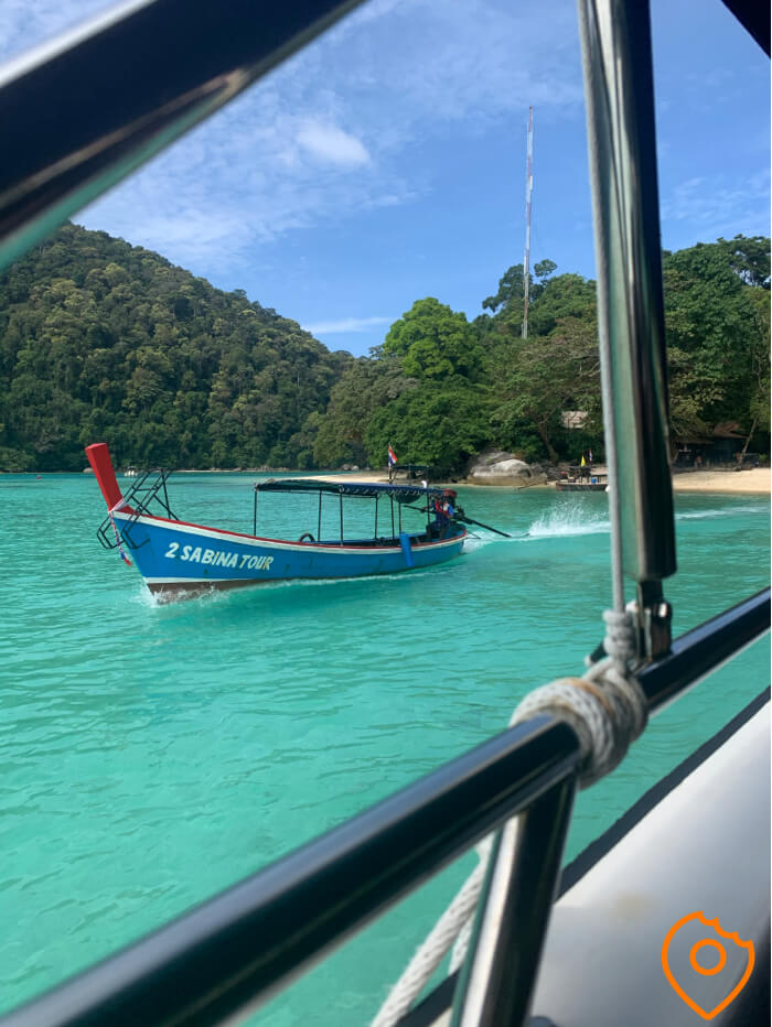 Thailand Itinerary For Kids - Surin Island