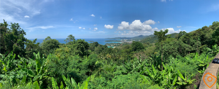 Thailand Itinerary For Kids - Phuket Viewpoint