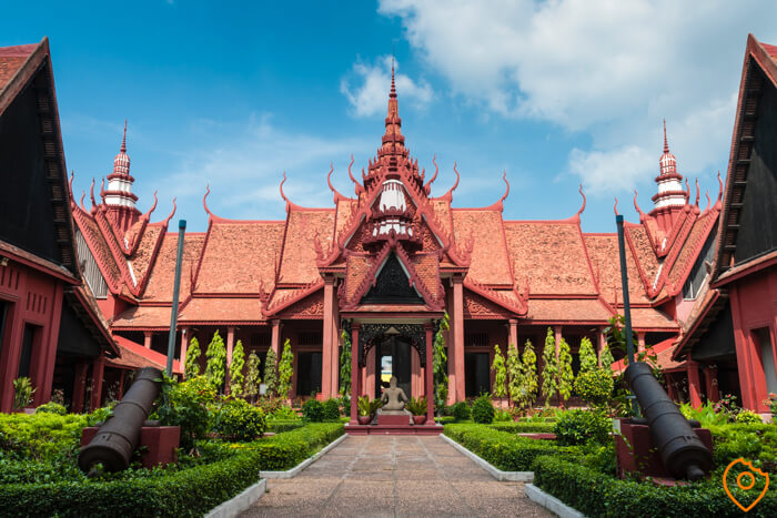 Phnom Penh National Musuem