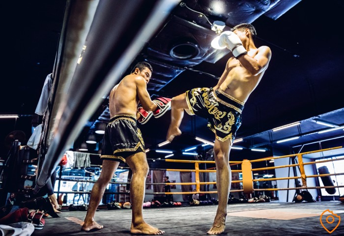 things to do in Bangkok - Muay Thai