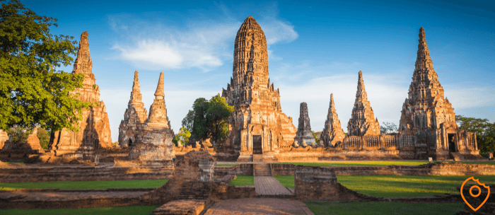 things to do in Bangkok - Ayutthaya