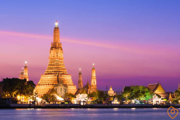 things to do in Bangkok - Wat Arun