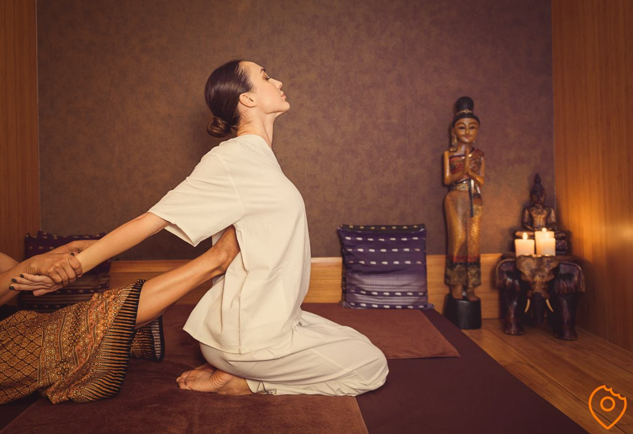 What to do in Bangkok Thai Massage