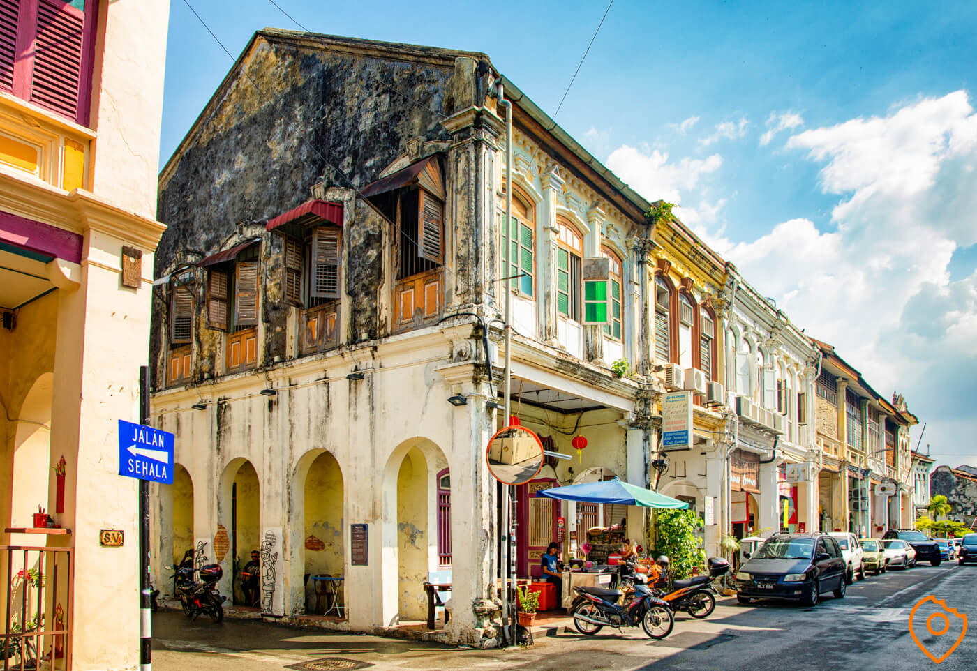 George Town Old Town Penang
