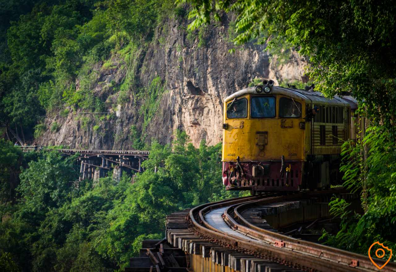 Things to do in Thailand - Death Railway Kanchanaburi