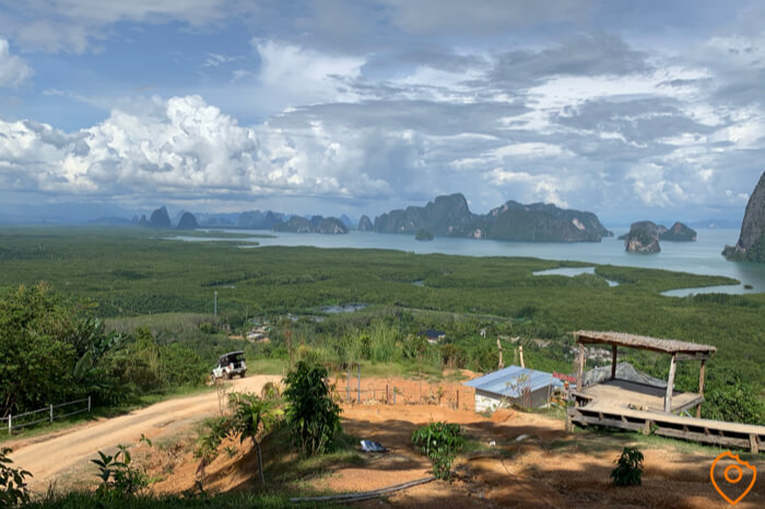 Things to do in Thailand - Samet Nangshe Viewpoint