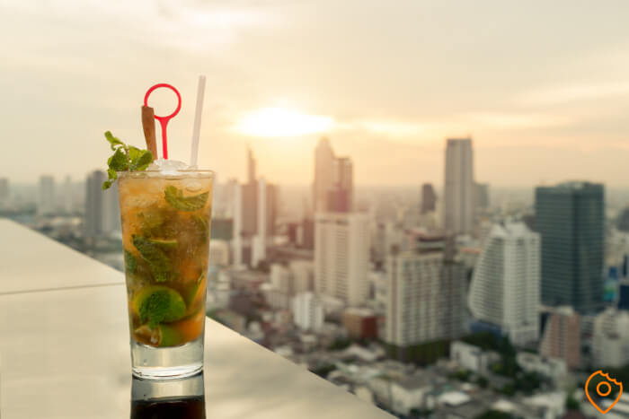 Things to do in Thailand - Rooftop Bars