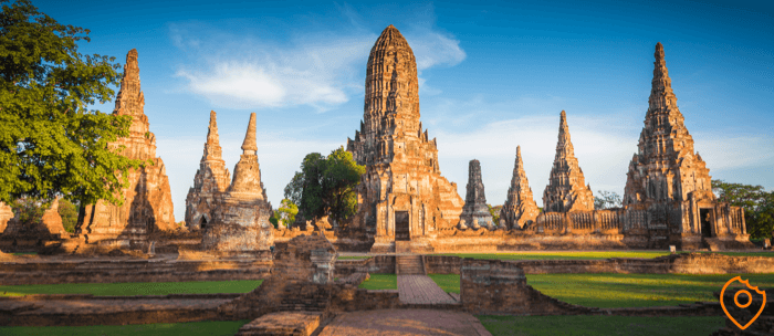 Things to do in Thailand - Ayutthaya