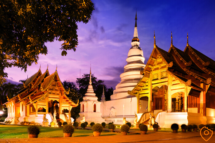 Things to do in Thailand - Chiang Mai Temples