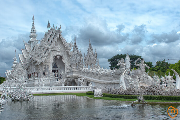 Things to do in Thailand - White Temple