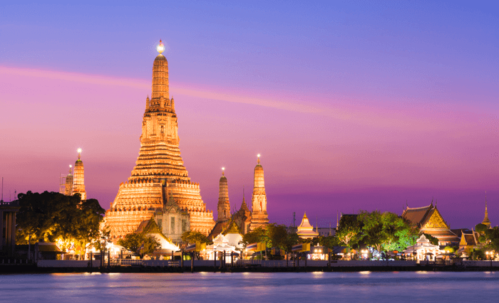 things to do khao san wat arun