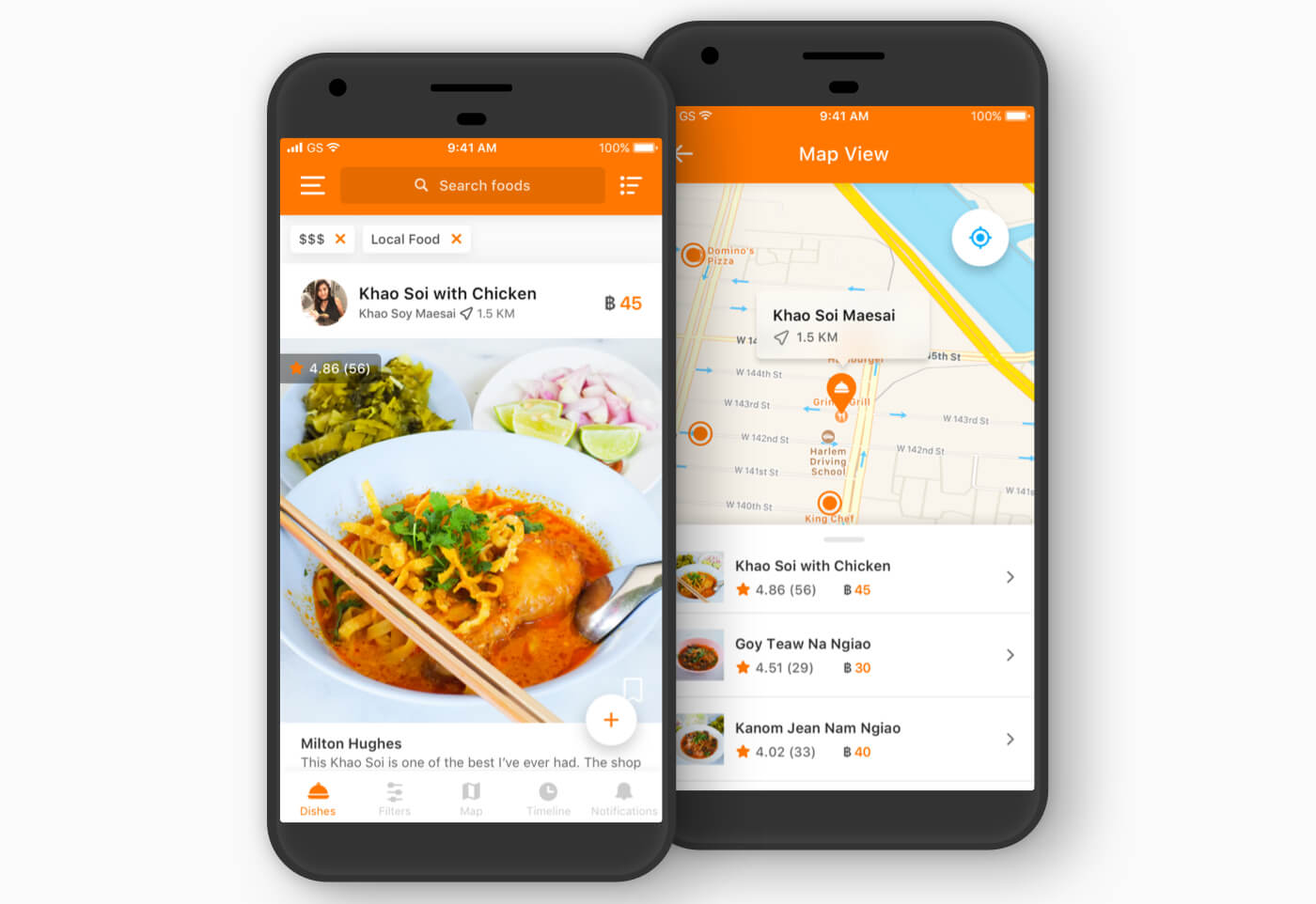 Download TopTravelFoods app