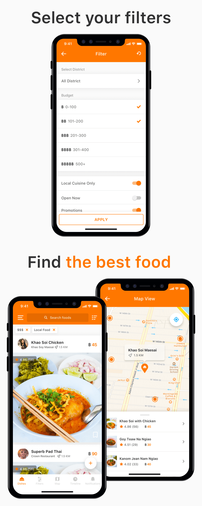 TopTravelFoods food review platform