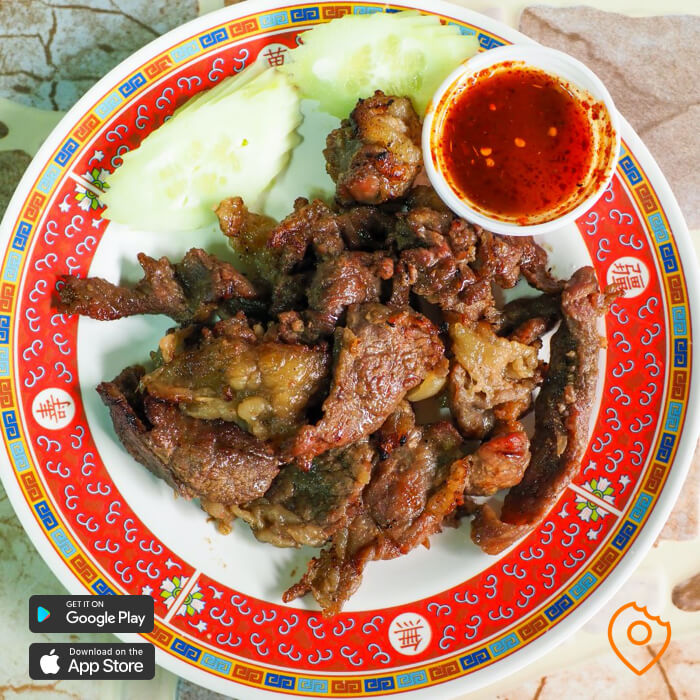 What To Eat In Chiang Mai - grilled beef