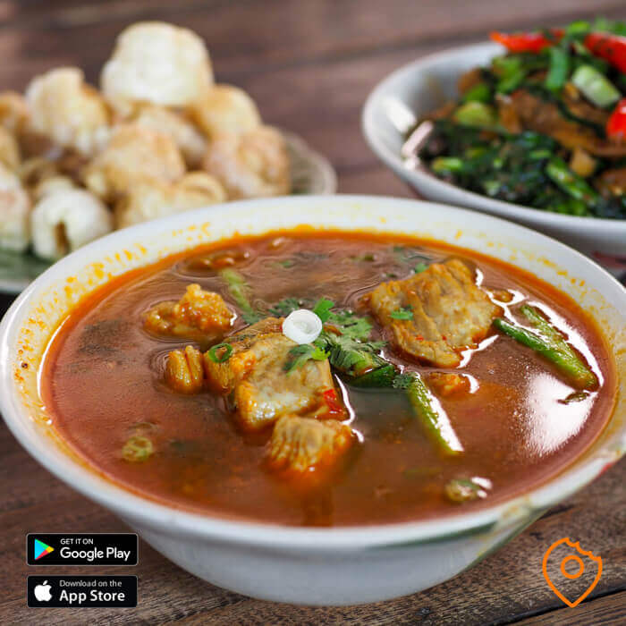 What To Eat In Chiang Mai - Curry
