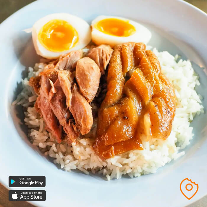 What To Eat In Chiang Mai - Stewed Pork