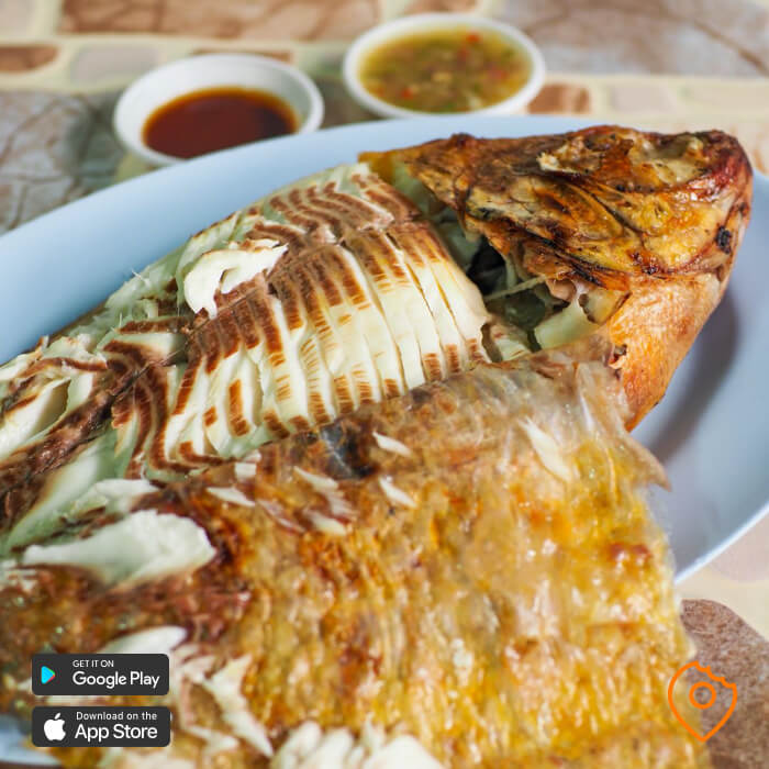 What To Eat In Chiang Mai - Grilled Fish
