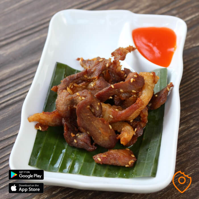 What To Eat In Thailand - Deep-Fried Pork