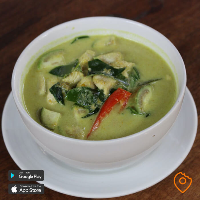 What To Eat In Thailand - Green Curry