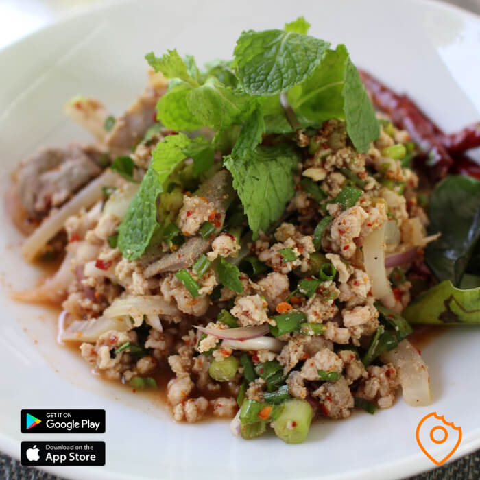 What To Eat In Thailand - Laab