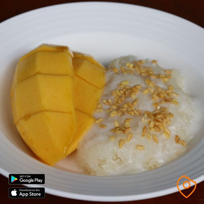 What To Eat In Thailand - Mango Sticky Rice