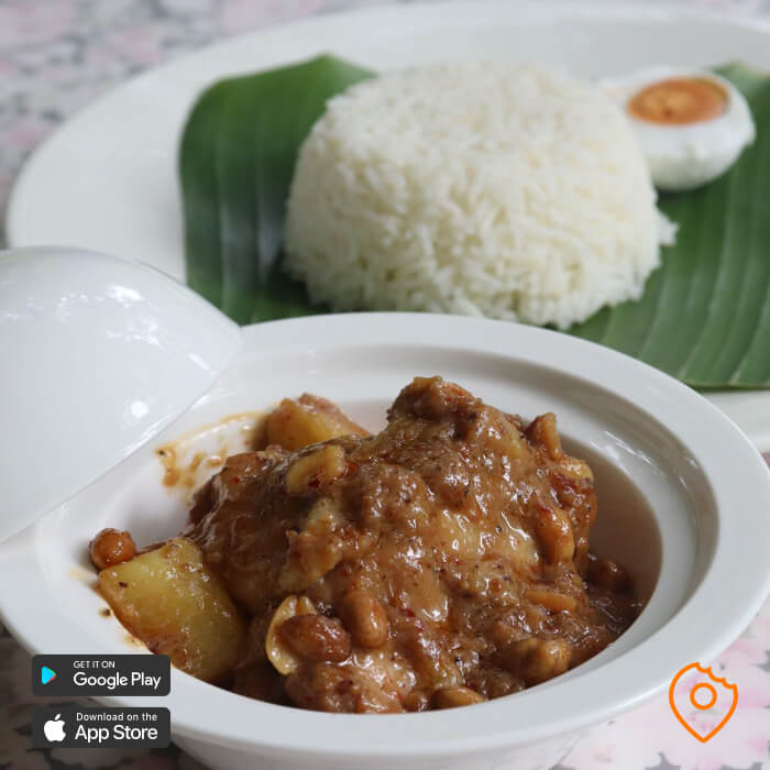 What To Eat In Thailand - Massaman Curry Cream