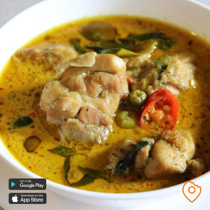 Where To Eat In Bangkok - Curry