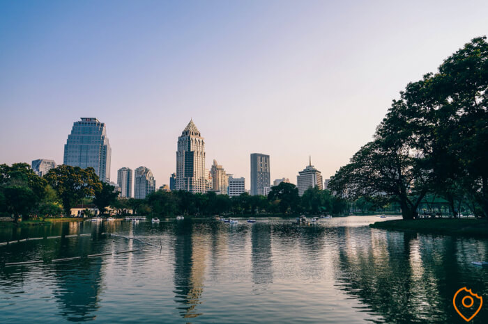 Where To Stay In Bangkok For 3 Nights - Silom