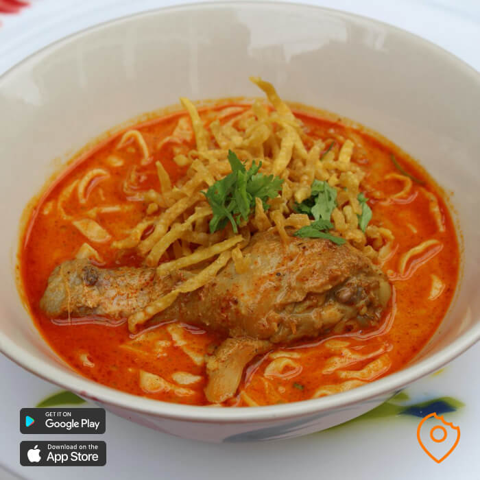 Where To Stay In Bangkok For Food -  Ong Thong Khao Soi