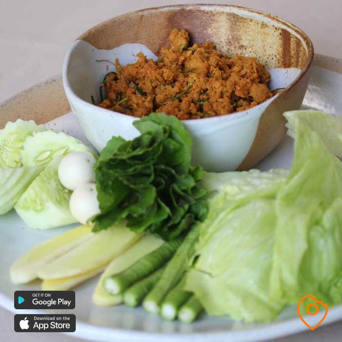 Where To Stay In Bangkok For Food -  Khua Kling